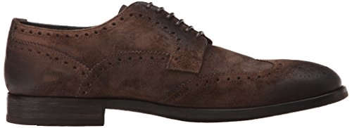 Om Te Beginnen New York Mens Benton Oxford Shoe Brown Light T Moro
