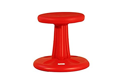 Kore Patented WOBBLE Chair, Made in the USA, Active Sitting for Toddler, Pre-School, Kids, and Teens; Kids don't have to sit still anymore -