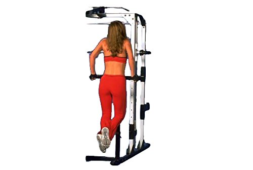 Yukon Fitness Dip Station Attachment for Power Rack & Caribou Home Gyms DIP-173