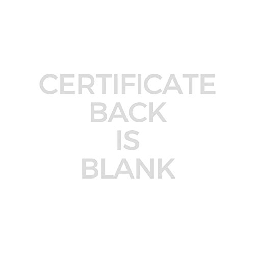 Goes 756 Printable Blank Certificate - Pack of 100