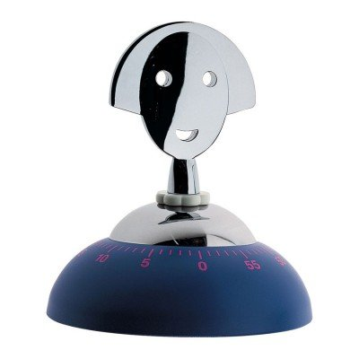 Anna Time Kitchen Timer by Alessando Mendini Color: Blue