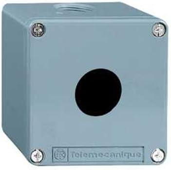 Schneider elec pic - mss 53 51 - Caja metálico/a vacia 1 taladro: Amazon.es: Bricolaje y herramientas