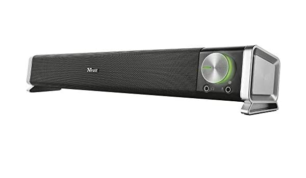ASTO Sound BAR PC /& TV Speaker External Depth 70mm External Height 75mm External Width 470mm Frequen