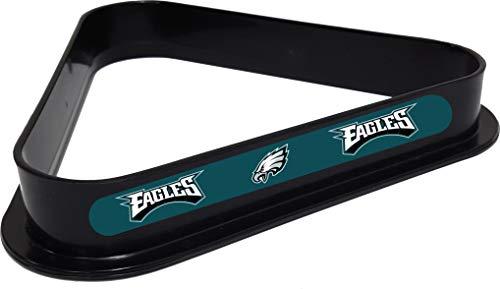 Imperial International Officially Licenced NFL Merchandise: Plastic 8 Ball Rack, Philadelphia Eagles