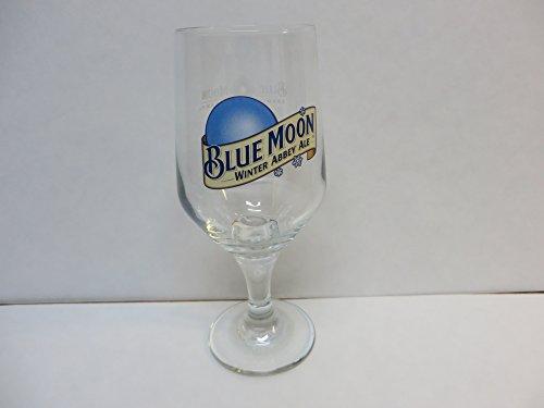 Blue Moon Winter Abbey Ale Glass