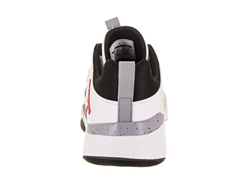 cheap sale get authentic Jordan Nike Men's DNA White/Gym Red/Black Basketball Shoe 8.5 Men US pay with paypal cheap online cheap new styles cheap sale clearance store sfF3dh