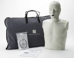 Prestan Professional Adult CPR-AED Light Skin (with CPR Monitor)