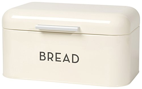 Now Designs Bread Bin, Ivory - Ivory Bins
