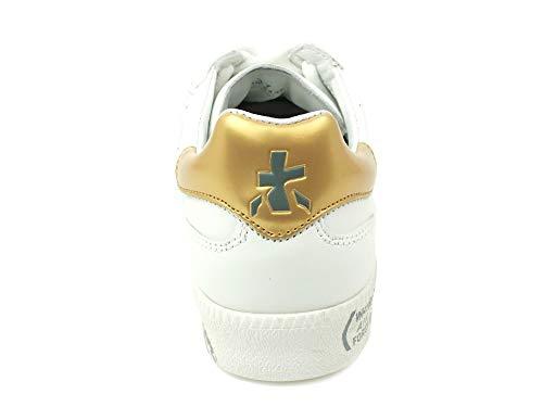Donna Sneakers 38 Grigio Andy d3077 rosso Premiata 5Hwa6qq