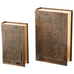 2pc Faux Book Safe Set Review