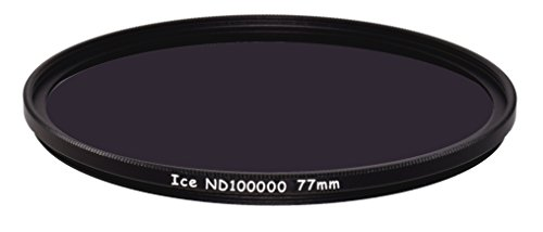 ICE 77mm ND100000 Optical Glass Filter Neutral Density 16.5 Stop ND 100000 77 -