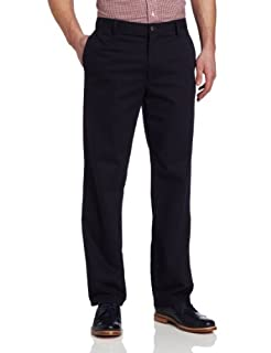 Dockers Men's Easy Khaki D2 Straight-Fit Flat-Front Pant, 32W x 30L, Midnight - Discontinued (B00B2G1AY6) | Amazon price tracker / tracking, Amazon price history charts, Amazon price watches, Amazon price drop alerts