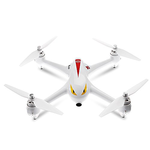 Drone, Kingspinner MJX Bugs 2 B2C Monster 1080P Camera GPS Altitude Hold 2.4GHz RC Quadcopter RTF For Aerial Photography--Flight time: 15 minutes-18 minutes