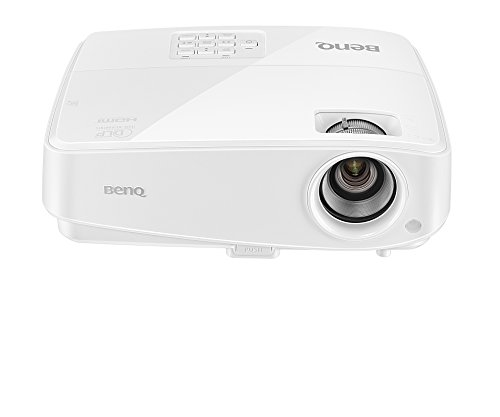 BenQ DLP Business Projector – SVGA Display, 3300 Lumens, Dual HDMI, 13,000:1 Contrast, 3D-Ready Projector (MS527E)