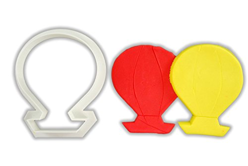 Hot Air Balloon Cookie Cutter - ALL SIZES SET
