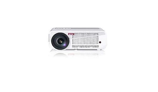 TQ HTP LED-86 + LCD Cine En Casa Proyector LED Proyector 3000 LM ...