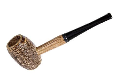 Missouri Meerschaum - Country Gentleman Corn Cob Tobacco Pipe - Straight Bit ()