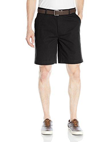 Amazon Essentials Men's Classic-Fit Short, Black, 38