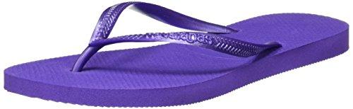 Purple Tongs Tongs Slim Femmes Slim Havaianas Havaianas RaYFq