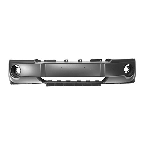 MBI AUTO - Painted to Match, Front Bumper Cover Fascia for 2005-2007 Jeep Grand Cherokee 05-07, CH1000451