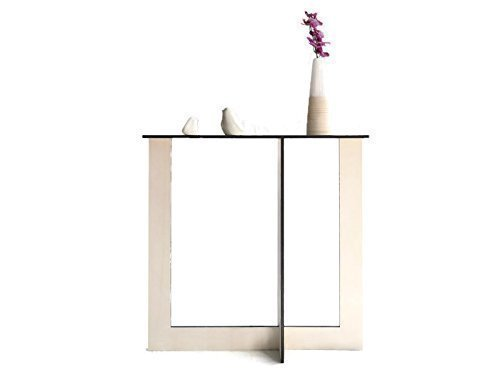 VERY NARROW CONSOLE TABLE FOR SMALL SPACES BASED ON THE GOLDEN RATIO