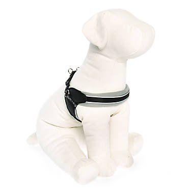 TOP PAW Fit Dog Harness Gray X-Large