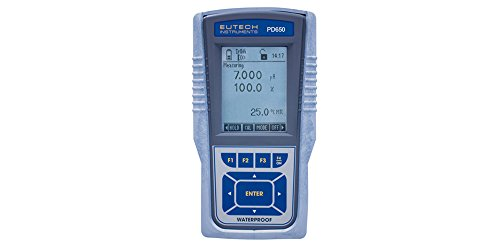 Eutech CyberScan PD 650 Meter, Water Quality Monitoring - ECPDWP65043K by Eutech Instruments