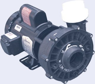 WLim Wave I 1/15 HP Low RPM External Pond Pump (Pond Pressure Filter External)