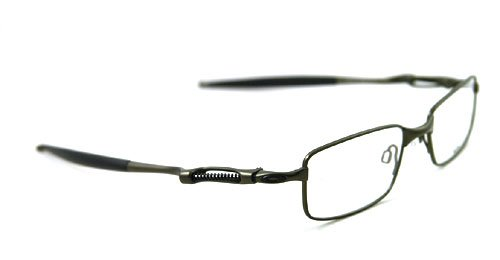 bd8d6d0bed Oakley RX Glasses Prescription Frames Coilover 5043-03 Pewter  Amazon.ca   Sports   Outdoors