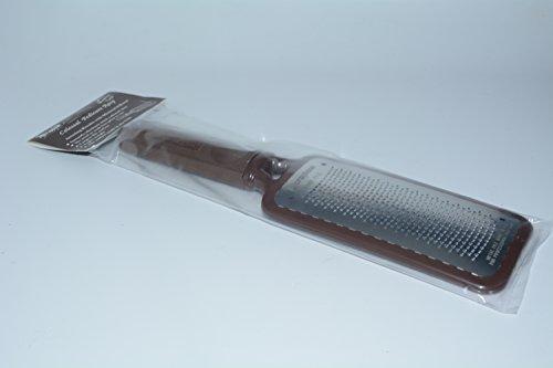 Microplane Foot File Rasp Colossal Callus Remover Brown Color+ Mr Pumice Ultimate Bar