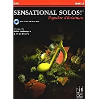 Sensational Solos! Popular Christmas, Flute