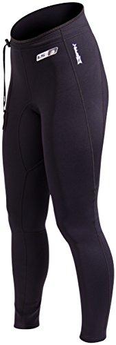 NeoSport Wetsuits XSPAN Pants, Black, Medium - Diving, Snorkeling & Wakeboarding