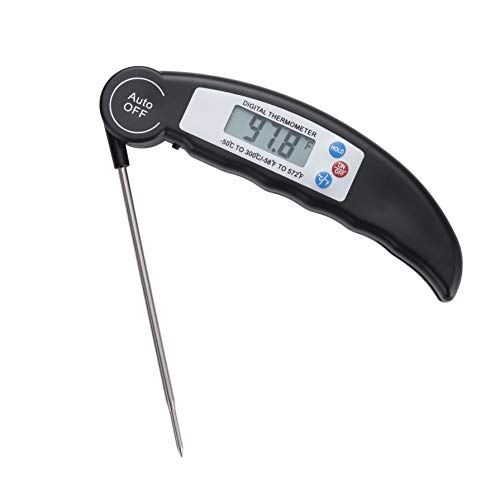 Digital Thermometer Instant Grilling Stainless Steel product image
