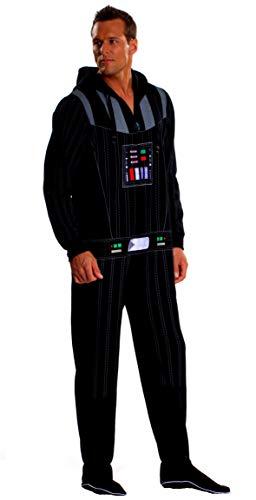 Star Wars Darth Vader Adult Costume Pajamas (XS)