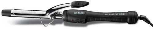 Andis Titanium Curling Iron 33820, 3/4 Inch