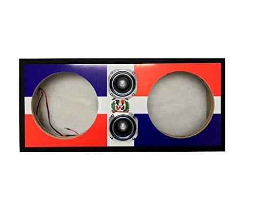Midrange Speaker Box - Dual 10