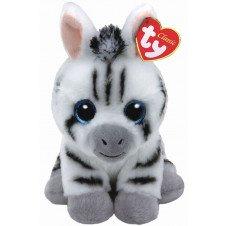 TY Beanie Classics 9'' Stripes the Zebra, Perfect Plush!