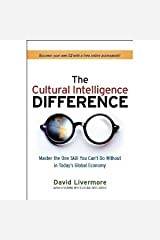 The Cultural Intelligence Difference byLivermore