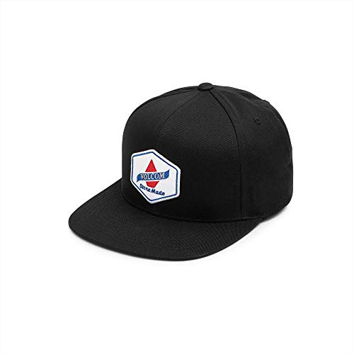 - Volcom Men's Cresticle Hat, Smoke, One Size Fits All
