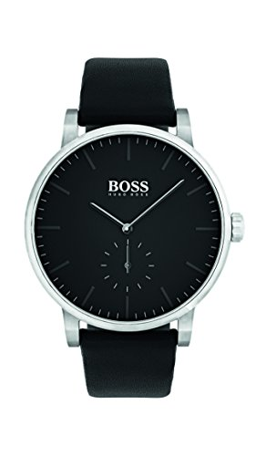 Hugo Boss 1513500 Black 42mm Stainless Steel Essence Men's Watch