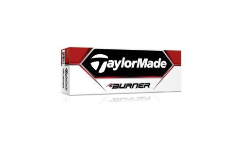TaylorMade Burner Golf Balls 12pk White