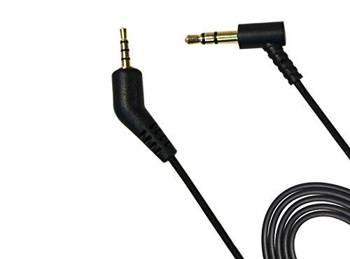 Hensych/® Cavo audio per Bose QuietComfort 3/QC3/cuffie con telecomando microfono inline