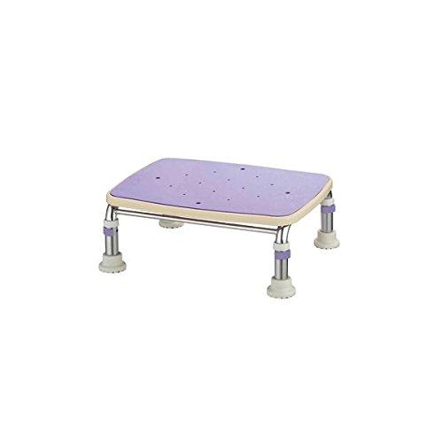 アロン化成 浴槽台 ステンレス製浴槽台R ミニ 12-15 ブルー 536-463 ds-1547977   B01AP5ZJ2S