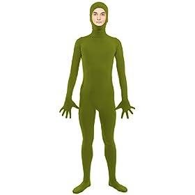 - 31LmezsczYL - Spandex Open Face Full Bodysuit Zentai Supersuit Halloween Costumes
