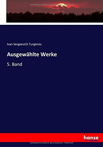 Download Ausgewählte Werke: 5. Band (German Edition) pdf epub