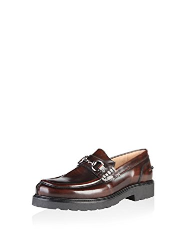 Made In Italia Shoes, Mocasines Para Hombre Pardo