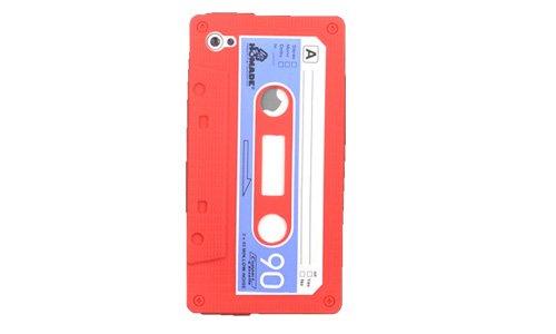 Schutz Hülle für iPhone 4 4G 4S Magnetband TPU Cover Etui Case Silikon Red #CD!