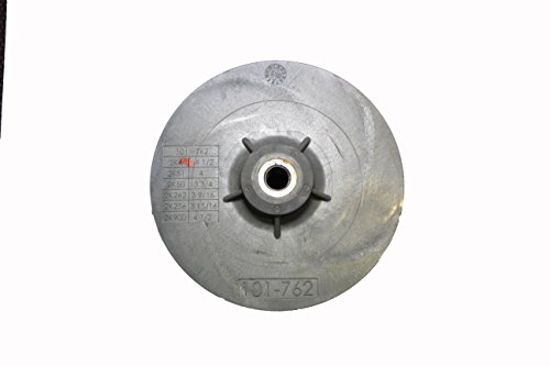 Goulds 2K4 Impeller, Works with J5 and J5H of J+ Series, J5S and J5SH of JS+ Series.