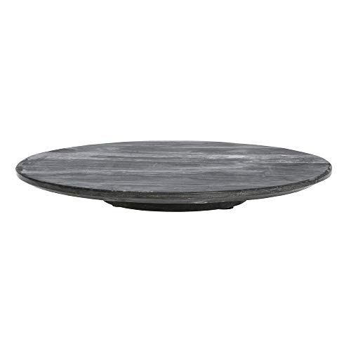 - Marble Lazy Susan Black - 15