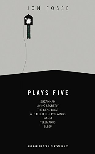 book cover of Fosse: Plays Five